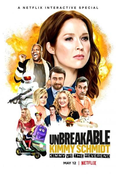 Caratula, cartel, poster o portada de Unbreakable Kimmy Schmidt: Kimmy contra el reverendo