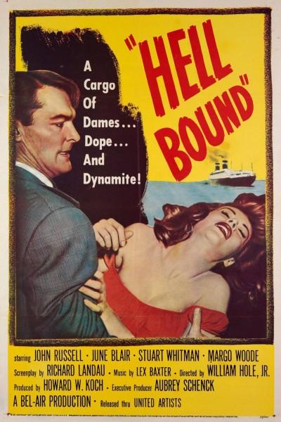 Caratula, cartel, poster o portada de Hell Bound