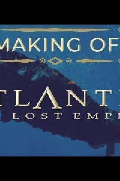 Caratula, cartel, poster o portada de The Making of \'Atlantis: The Lost Empire\'