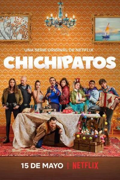 Caratula, cartel, poster o portada de Chichipatos
