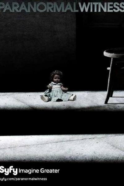 Caratula, cartel, poster o portada de Paranormal Witness