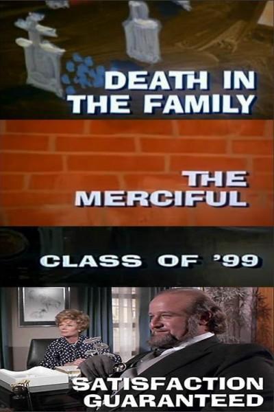 Caratula, cartel, poster o portada de Galería Nocturna: Un muerto en la familia - El misericordioso - La clase del 99 - Satisfacción garantizada