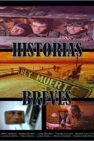 Caratula, cartel, poster o portada de Historias breves