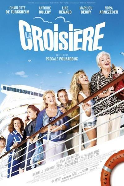Caratula, cartel, poster o portada de La croisière