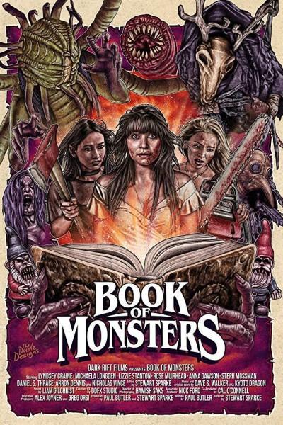 Caratula, cartel, poster o portada de Book Of Monsters