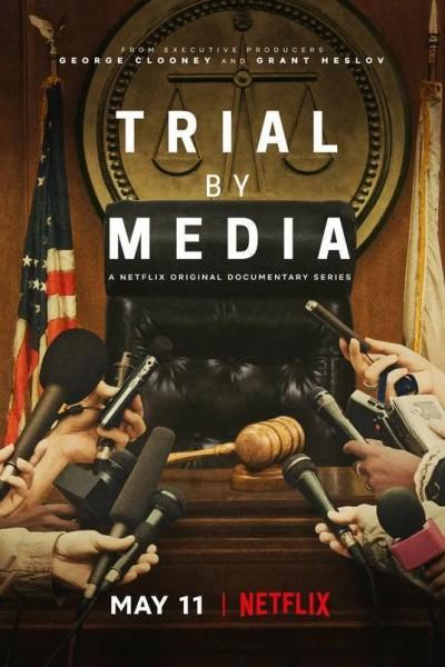 Caratula, cartel, poster o portada de Juicios mediáticos