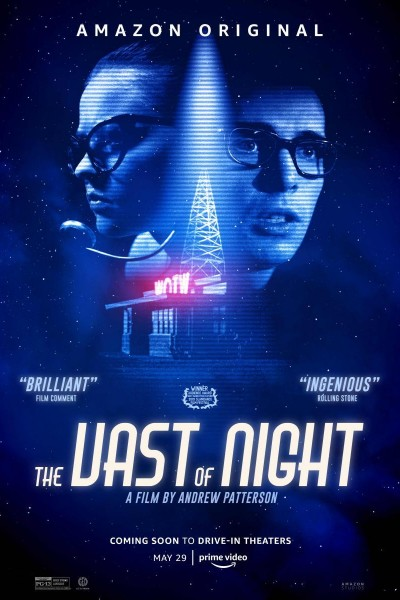 Caratula, cartel, poster o portada de The Vast of Night