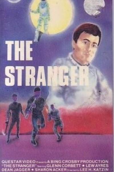 Caratula, cartel, poster o portada de El extraño