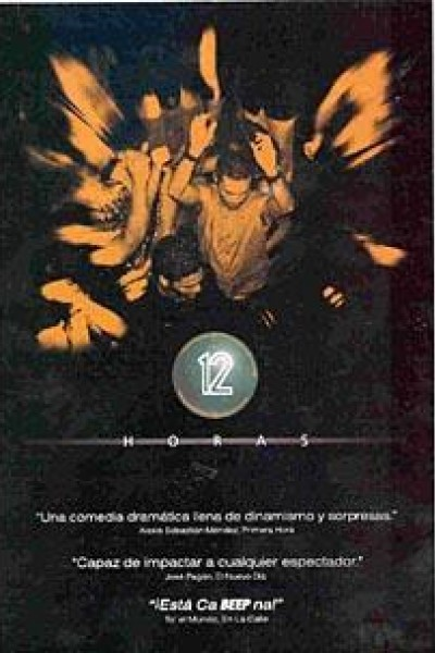 Caratula, cartel, poster o portada de 12 horas