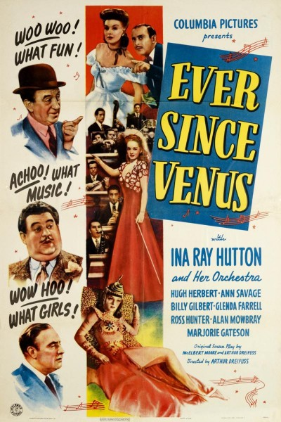 Caratula, cartel, poster o portada de Ever Since Venus