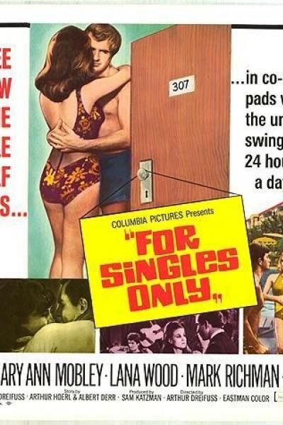 Caratula, cartel, poster o portada de For Singles Only