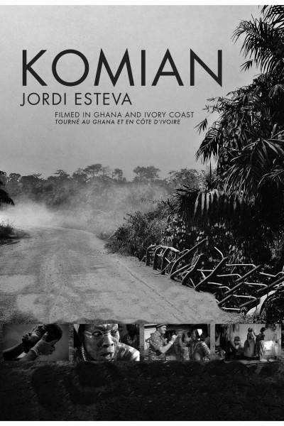 Caratula, cartel, poster o portada de Komian