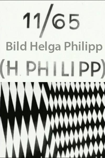 Caratula, cartel, poster o portada de 11/65: Bild Helga Philipp