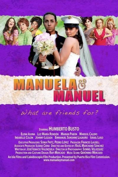 Caratula, cartel, poster o portada de Manuela y Manuel