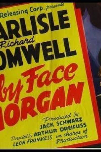 Caratula, cartel, poster o portada de Baby Face Morgan