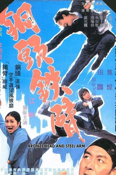 Caratula, cartel, poster o portada de El invencible dragón chino