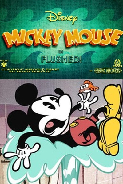 Caratula, cartel, poster o portada de Mickey Mouse: Aventura por las cañerías