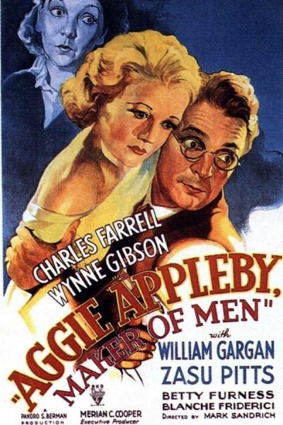 Caratula, cartel, poster o portada de Aggie Appleby, creadora de hombres