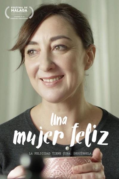 Caratula, cartel, poster o portada de Una mujer feliz