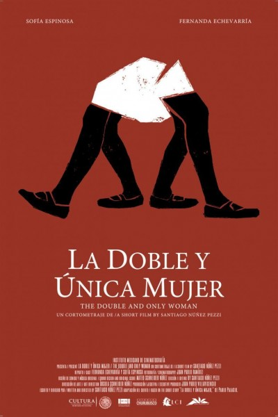 Caratula, cartel, poster o portada de La doble y única mujer