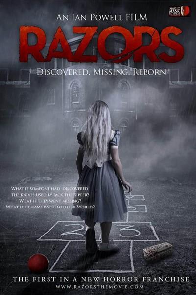 Caratula, cartel, poster o portada de Razors: The Return of Jack the Ripper