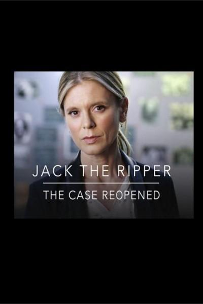Caratula, cartel, poster o portada de Jack the Ripper - The Case Reopened