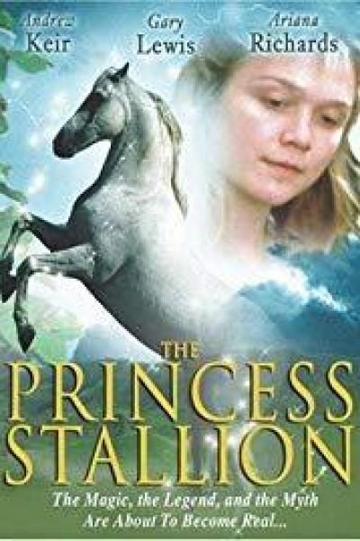 Caratula, cartel, poster o portada de El caballo de la princesa