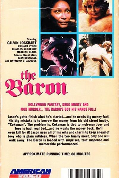 Caratula, cartel, poster o portada de The Baron