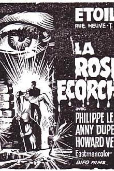 Caratula, cartel, poster o portada de La rose écorchée