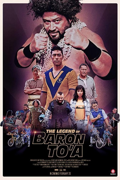 Caratula, cartel, poster o portada de The Legend of Baron To\'a