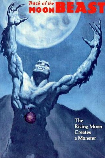Caratula, cartel, poster o portada de Track of the Moon Beast