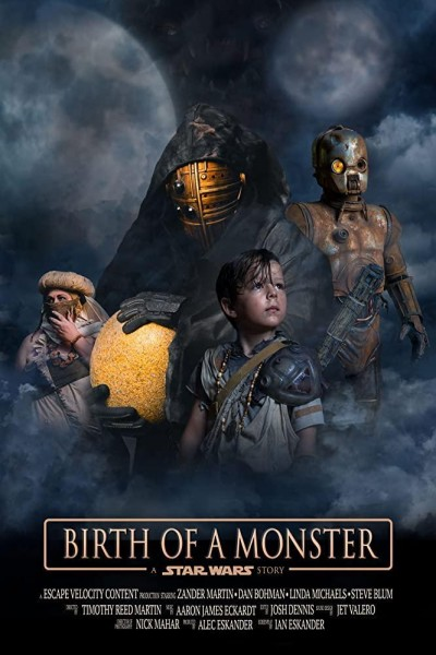 Caratula, cartel, poster o portada de Star Wars: Tales of the Twin Suns, Episode One: Birth of a Monster