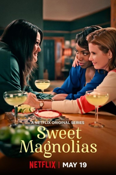 Caratula, cartel, poster o portada de Dulces magnolias