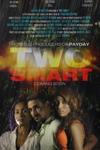 Caratula, cartel, poster o portada de Two Smart