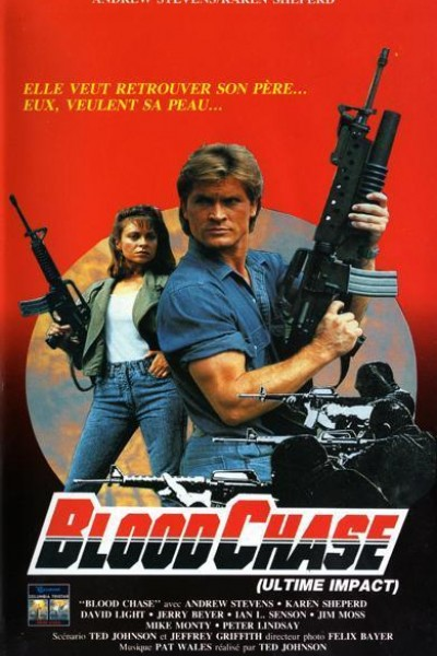 Caratula, cartel, poster o portada de Blood Chase