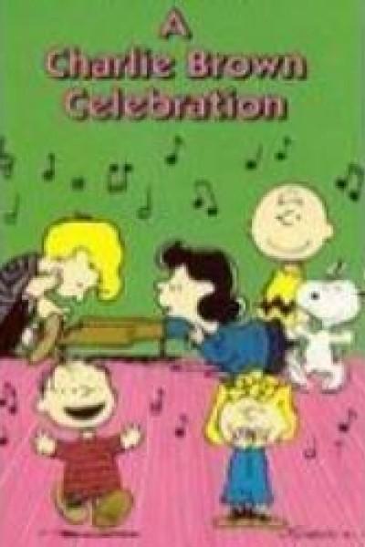 Caratula, cartel, poster o portada de Celebrando a Charlie Brown