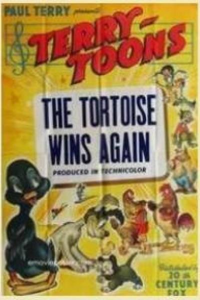 Caratula, cartel, poster o portada de The Tortoise Wins Again