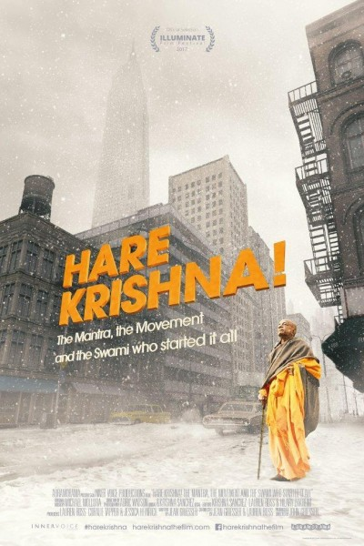 Caratula, cartel, poster o portada de Hare Krishna! The Mantra, the Movement and the Swami Who Started It All