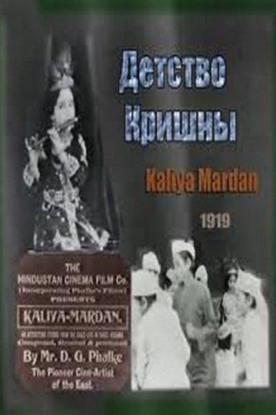 Caratula, cartel, poster o portada de The Childhood of Krishna
