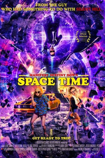 Caratula, cartel, poster o portada de Manifest Destiny Down: Spacetime