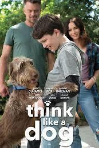 Caratula, cartel, poster o portada de Think Like a Dog