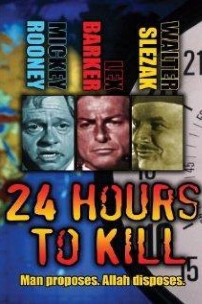 Caratula, cartel, poster o portada de 24 horas para matar