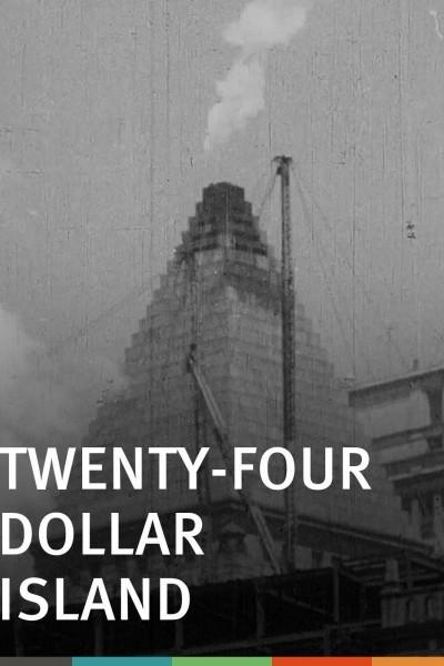 Caratula, cartel, poster o portada de Twenty-Four Dollar Island