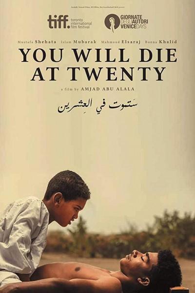 Caratula, cartel, poster o portada de You Will Die at 20