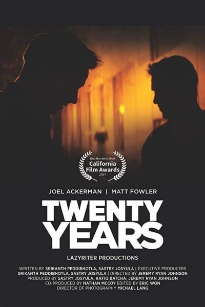 Caratula, cartel, poster o portada de Twenty Years