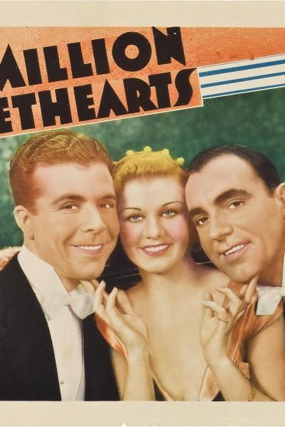 Caratula, cartel, poster o portada de Veinte millones de enamoradas