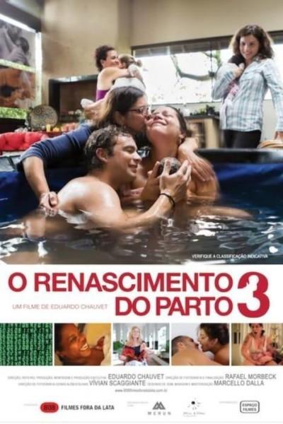 Caratula, cartel, poster o portada de El renacimiento del parto 3