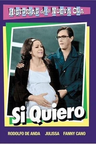 Caratula, cartel, poster o portada de Si quiero