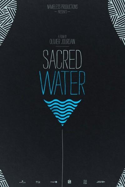 Caratula, cartel, poster o portada de El agua sagrada