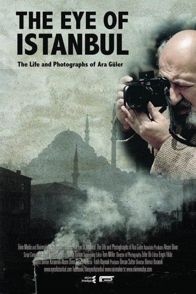 Caratula, cartel, poster o portada de The Eye of Istanbul